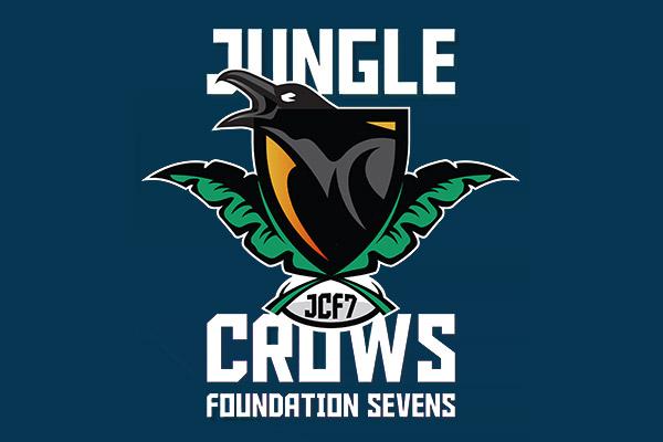 Jungle Crows Foundation 7s Logo Design