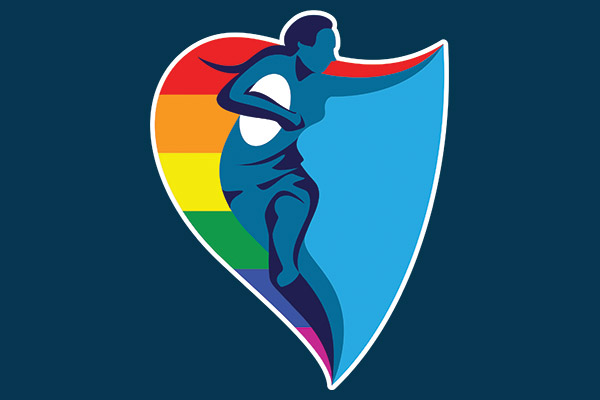 Women's Club Rugby Logo Design